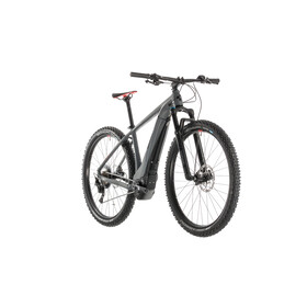 Cube Reaction Hybrid SLT 500 El-MTB/HT Grå